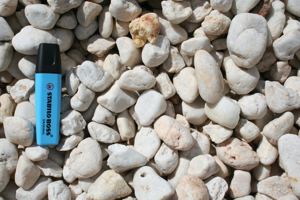 White Pebbles (40mm)